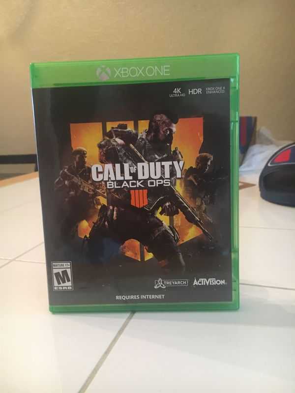 Black Ops 4 New