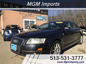 2005 Audi A6 for Sale in Cincinnati, OH