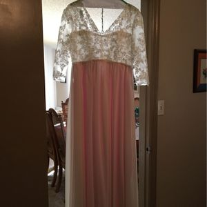 Wedding Dress Size 16 for Sale in Clermont, FL
