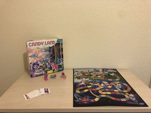 Candy Land My Little Pony / board game / Hasbro for Sale in Miami, FL