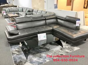 Black sectional sofa for Sale in Fort Lauderdale, FL