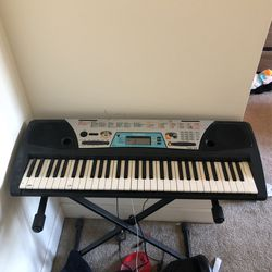 Keyboard With Stand  for Sale in Concord, CA