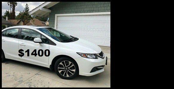 Price$1400 Honda Civic EXL