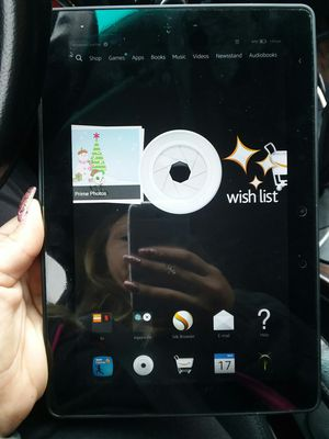 Kindle fire HDX 8.9 (3rd generation) for Sale in Tacoma, WA