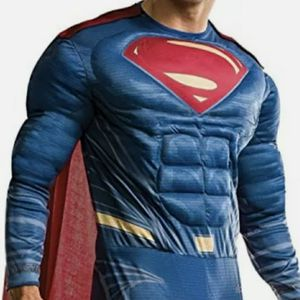 Justice League Superman Costume for Sale in Downey, CA