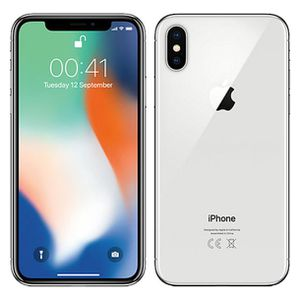 iPhone X 256gb !!!!!!! Unlocked ! For only $500 firm !! for Sale in North Las Vegas, NV