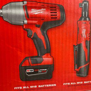 Milwaukee Tool Kit for Sale in Houston, TX