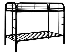 METAL BUNK BED NEW IN BOX TWIN OVER TWIN LITERA NUEVA EN SU CAJA for Sale in Virginia Gardens, FL