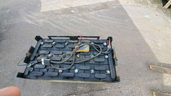 36 v Forklift Battery