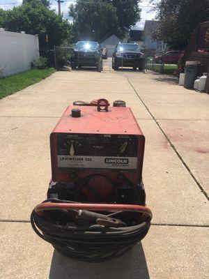 $750 obo Lincoln 225 welder/generator for Sale in Bay City, MI