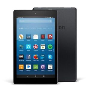 Amazon Fire HD 8 7th Generation 16GB with Heavy Duty Hybrid Case Cover for Sale in Lakeland, FL