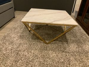 Square Marble Coffee Table for Sale in Phoenix, AZ