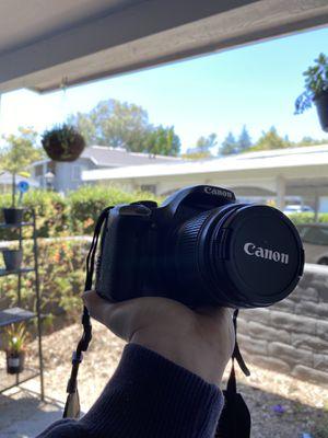 Canon rebel xsi for Sale in Sacramento, CA