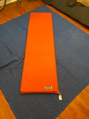 Camping mattress them a rest self inflating for Sale in Tampa, FL