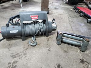 Warn XD9000i winch for Sale in Sherwood, OR