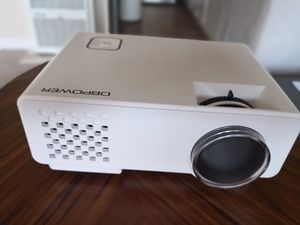 Like new home projector for Sale in San Mateo, CA