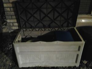Suncast storage shed pool garden tools for Sale in Coconut Creek, FL