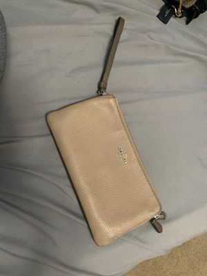 Coach wallet for Sale in Johnstown, OH