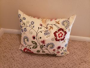 Accent Pillow for Sofa Couch or Chair for Sale in Houston, TX