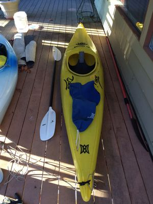 Perception dancer Whitewater kayak white water PRICE FIRM for Sale in Mukilteo, WA