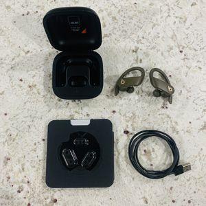 Beats by Dr Dre PowerBeats Pro Wireless EarPods Green for Sale in Los Angeles, CA