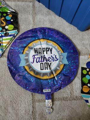 Father's Day Myler Balloon for Sale in Hampton, VA