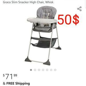 Graco Slim High Chair for Sale in Gardena, CA