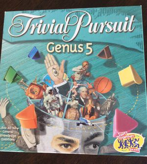 Trivial Pursuit for Sale in Washington, DC