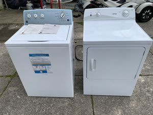 Kenmore: Washer and Dryer set for Sale in Philadelphia, PA