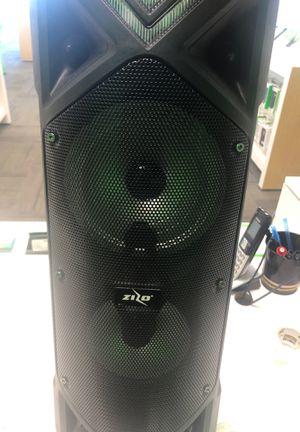 Zizo Bluetooth speaker for Sale in Quincy, IL