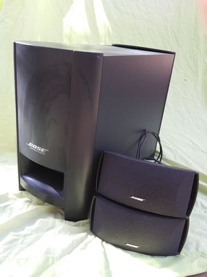 Bose 3-2-1 Speakers for Sale in Tempe, AZ