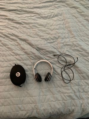 Beats solo wired headphones for Sale in Vancouver, WA