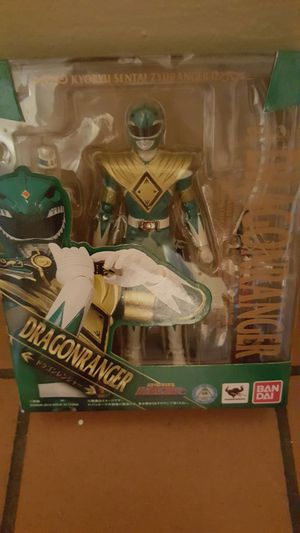 Dragon Ranger action figure brand new in box for Sale in Oakland, CA