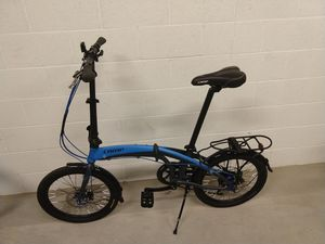 Camp Thunderbolt folding bike for Sale in San Diego, CA