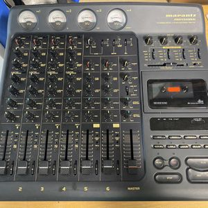 Marantz PMD 740 6 Channel Mixer 4 Track Recorder for Sale in Lawndale, CA