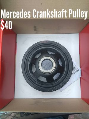Mercedes Coteco crank pulley for Sale in Portland, OR