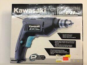 New Kawasaki reversible drill for Sale in Salt Lake City, UT