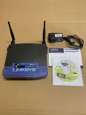 LINKSYS Broadband Router for Sale in Chelan, WA