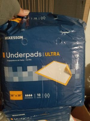 Underpads for Sale in Fresno, CA