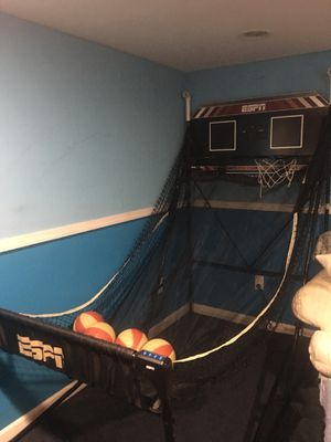 Indoor kids basketball game for Sale in Neptune City, NJ