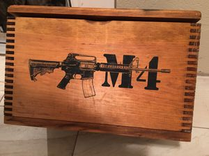 Ammo box 20$ for Sale in Lake Alfred, FL