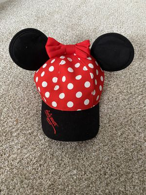 minnie mouse ears hat for Sale in Sacramento, CA
