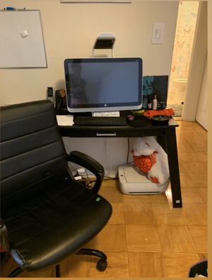 Office Chair/Desk for Sale in Greenbelt, MD