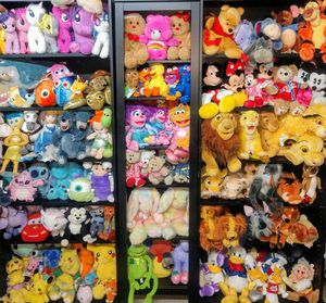 $2 each the lion King finding nemo Mickey Minnie mouse my little pony Pokemon sesame Street Disney plush stuffed animals soft toys teddy for Sale in Hyattsville, MD