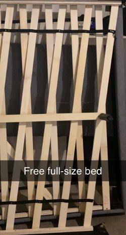 Full Size Bed Frame for Sale in Austin,  TX