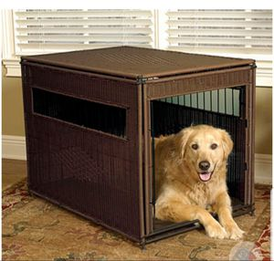 Orvis Wicker Dog Crate XL for Sale in Los Angeles, CA