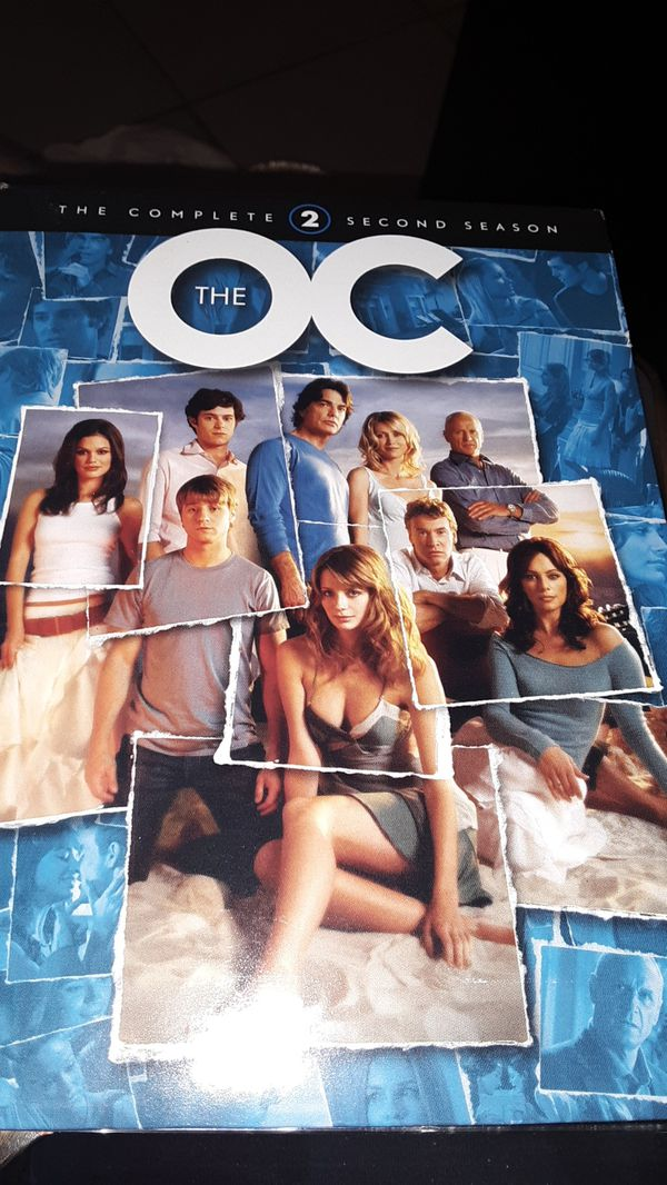 The OC complete 2nd season NEW