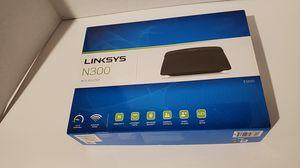 Linksys n300 wifi router for Sale in East Rockaway, NY