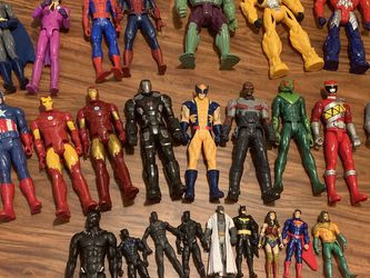 31 Action Figures for Sale in Owings Mills,  MD