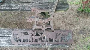 Rod iron seat for Sale in US